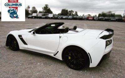 Nasza kolejna realizacja- Corvette Z06 Convertible