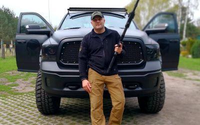 Na strzelnicy GUNSHOOT w Opolu
