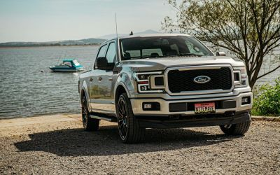 FORD F150 ROUSH Performance by COLUMBUS